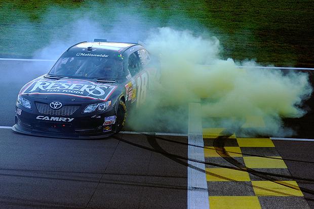 Foto: Getty Images/NASCAR.