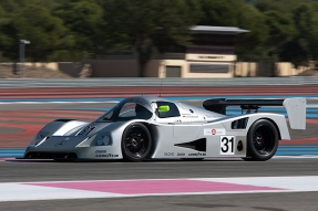 Foto: Sauber Mercedes Team.