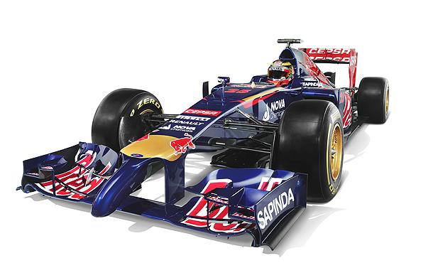 Foto: Scuderia Toro Rosso.