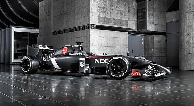 Foto: Sauber F1 Team.