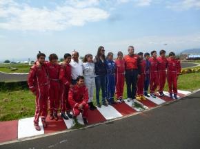 En Puebla la tercera fecha del Campeonato Nacional deKarts