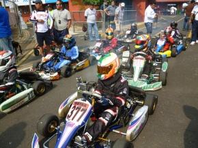 Rotax Mini Max: De la Parra se despedirá de la categoría comocampeón