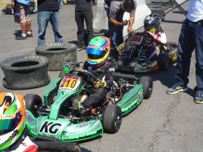 Rotax Micro Max: Voy por el campeonato absoluto: EloyLópez