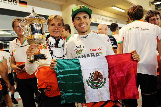 Foto: Sahara Force India Formula One Team.