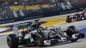 F1. Lewis Hamilton se adueña de los tiempos en AbuDhabi