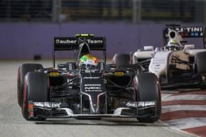Fórmula 1: Esteban Gutiérrez va a Japón donde puntuó en2013