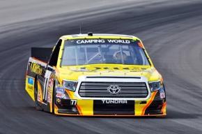 NASCAR Truck: Quiroga busca regresar a los buenosresultados