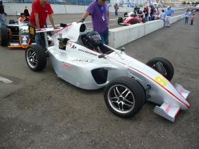 Un podio en la Fórmula 1800cc., es mi meta: DiegoRuiz