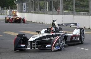 Fórmula E: Oriol Serviá hereda la pole del PutrajayaePrix