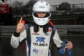F4 BRDC. Segunda victoria consecutiva de Fonseca en BrandsHatch