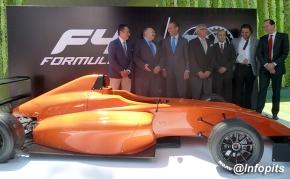 FIA presenta el Fórmula 4 enMéxico