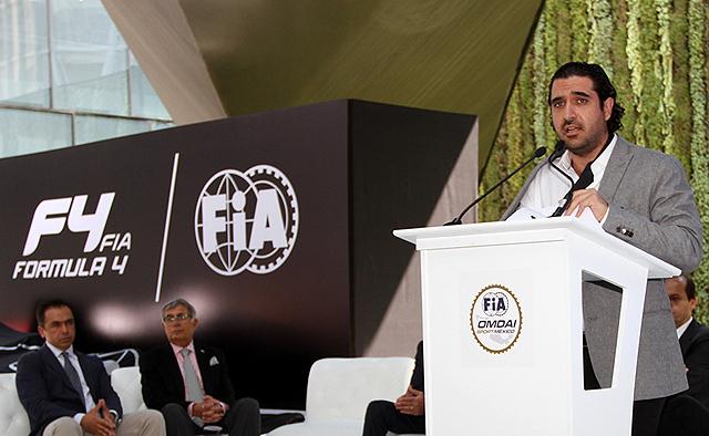 FIA F4.