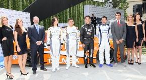 Súper Copa confirma a pilotos para losV8