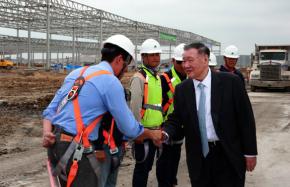 Producirá KIA modelo Forte en planta de NuevoLeón