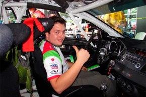 El BGR Motorsport arranca 2015 en el RallyMontañas