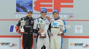 F3 EuroFórmula. Menchaca sube al podio en el PaulRicard
