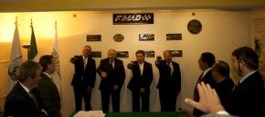 Mesa directiva de la FMAD A.C. ciclo 2015 –2019