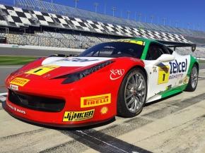 Ferrari Challenge North America. Pérez de Lara busca repetirtriunfo