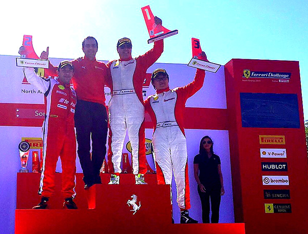 Foto: Telcel Racing