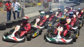 Programa atractivo en Tlaxcala, para kartistas yaficionados