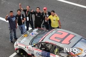 Alejandro González, campeón de México ProSeries