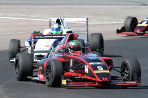 Alexandra Mohnhaupt lista para SLP, en FIA Fórmula4