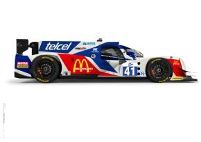 Memo Rojas correrá la ELMS y las 24 Horas de Le Mans en2016