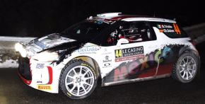 Triviño espera su auto para reportarse al RallyGuanajuato