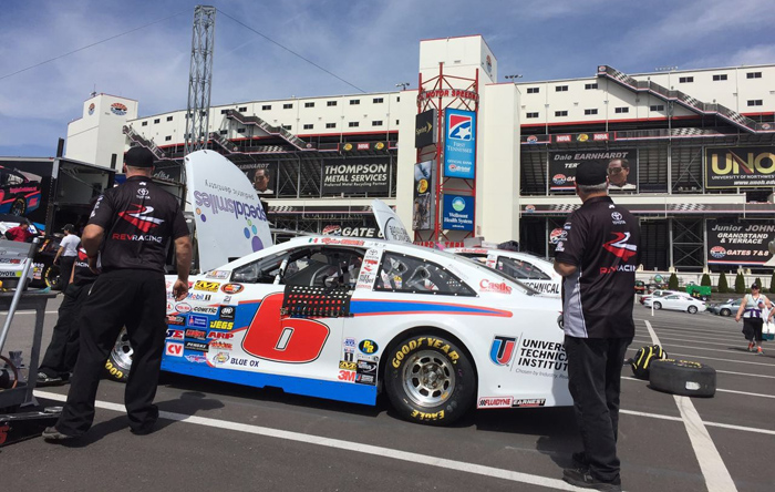 Rubén García Jr. termina 18 en NASCAR K&N – Infopits