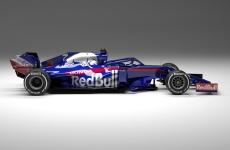 Imagen generada por computadora. Foto: Red Bull.