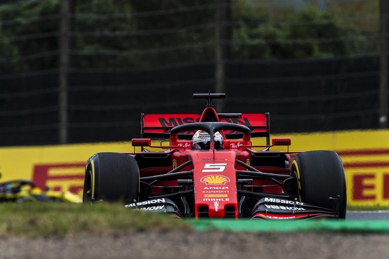 Foto: Scuderia Ferrari.
