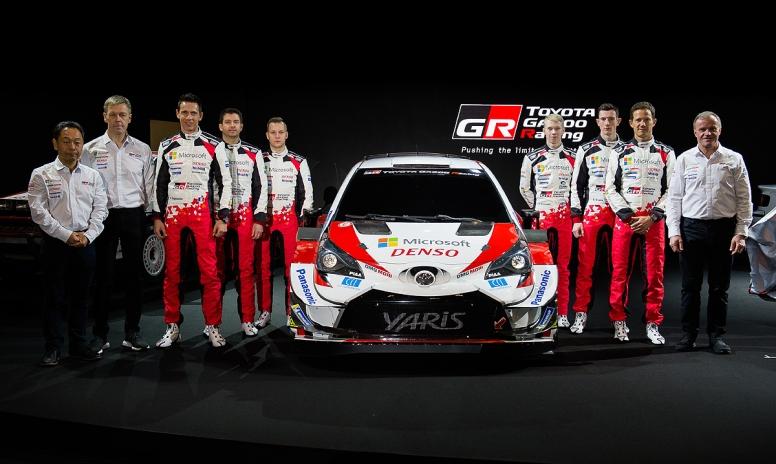 Foto: Toyota Gazoo Racing.
