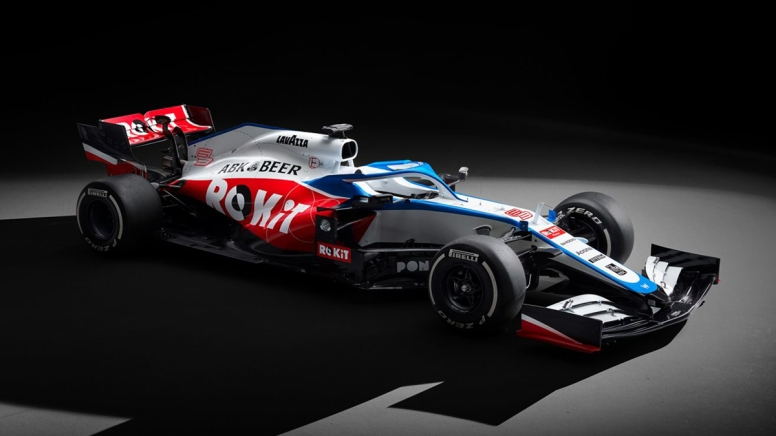 Foto: Williams Racing.