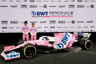 Foto: BWT Racing Point F1 Team.