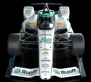 Foto: Arrow McLaren SP.