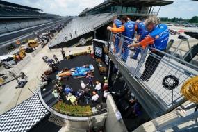 Foto: Chip Ganassi Racing.