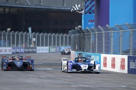 Foto: Cortesía ABB FIA Formula E.