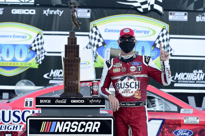 Foto: Getty Images / Nascar.