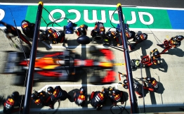 Foto: Getty Images / Red Bull Racing.