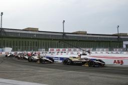 El 1-2 para Techteetah. Foto: Cortesía FIA Fórmula E.