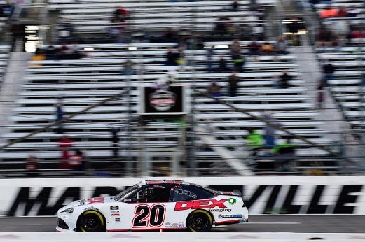Foto: Getty Images / NASCAR Media.