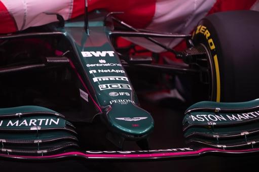 Foto: Aston Martin F1 Team.
