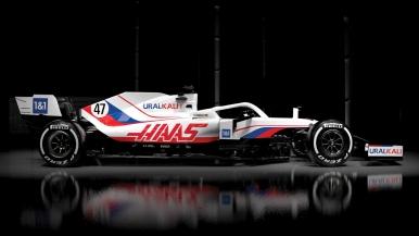 Foto: Haas F1 Team.